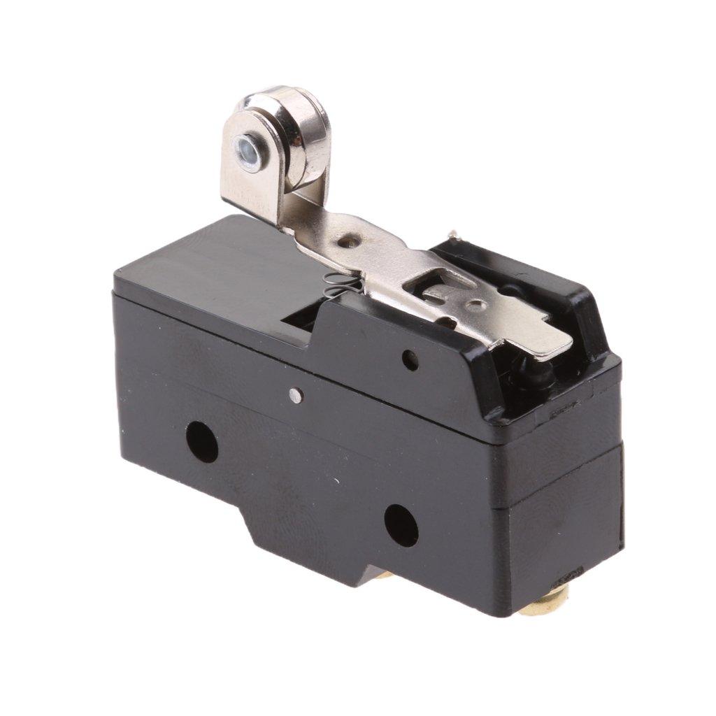 Perfeclan Lxw5-11g2 1no 1nc Spdt Moment/áneo Rodillo Bisagra Palanca Brazo Micro Interruptor