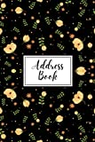 Address Book: Small Address Book with Alphabetical