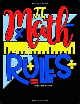 Math Rules Book