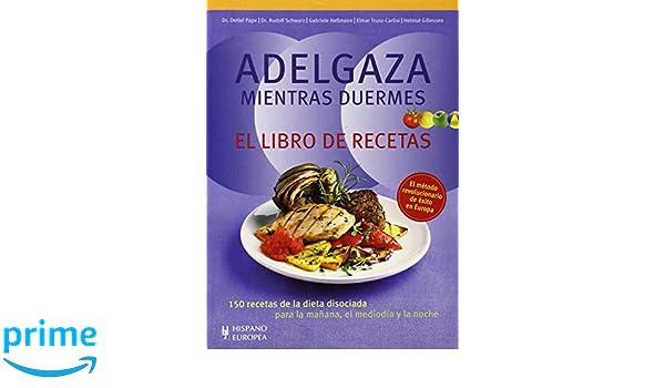 El libro de recetas (Spanish Edition): Elmar Trunz-Carlisi: 9788425519574: Amazon.com: Books