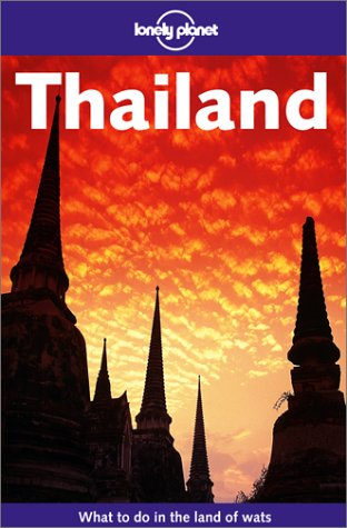 Lonely Planet Thailand Joe Cummings product image