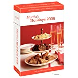 The Martha Stewart Holiday Collection - Martha's Holidays 2005