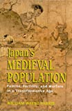Japan's Medieval Population, William Wayne Farris, 0824829735