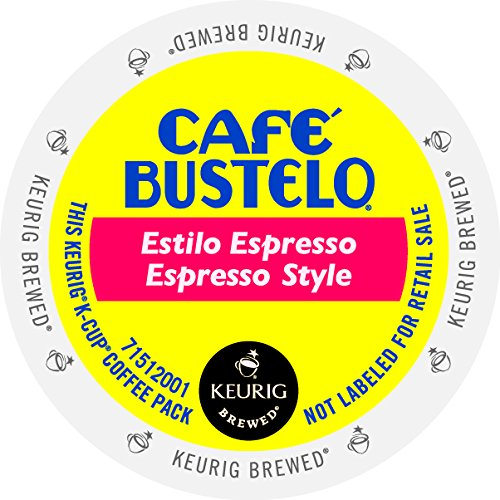Cafe Bustelo Espresso K-cups 96ct by Cafe Bustelo
