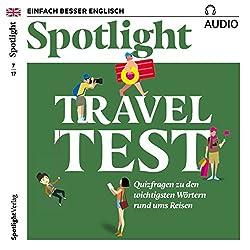 Spotlight Audio - Travel Test. 7/2017