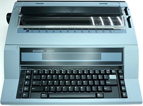 Brand New Swintec 2600i Electronic Typewriter With Automatic Features by Swintec