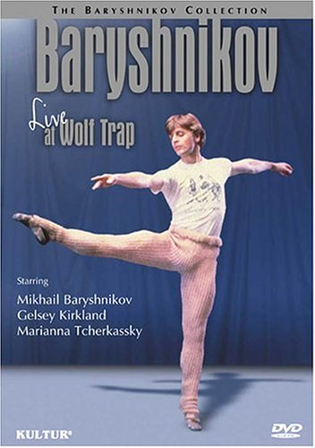 Baryshnikov - Live at Wolf Trap