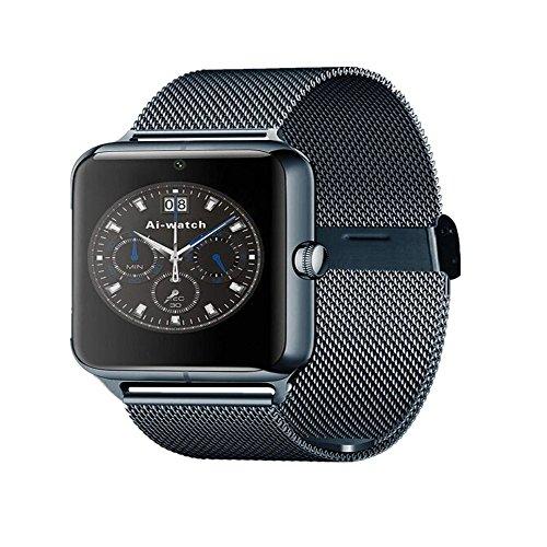 2016 Men Women WristWatch Bluetooth Smart Sport Watch White - 9
