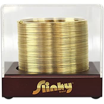 The Original Slinky Brand 14 Karat Gold Plated Slinky