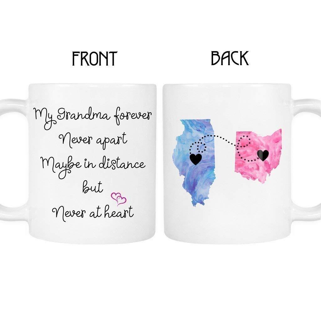 Grandma Coffee Mug Personalized Grandma Mug Personalized Grandma Gifts