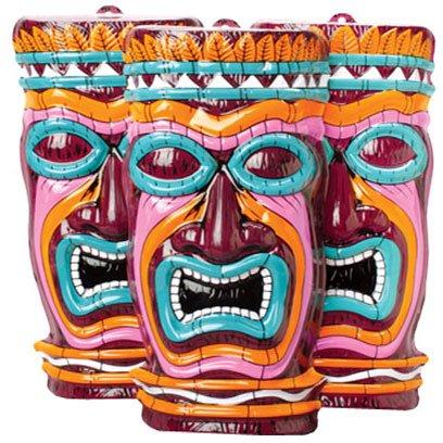 [Tiki Mask Decoration] (Tiki Mask Costumes)