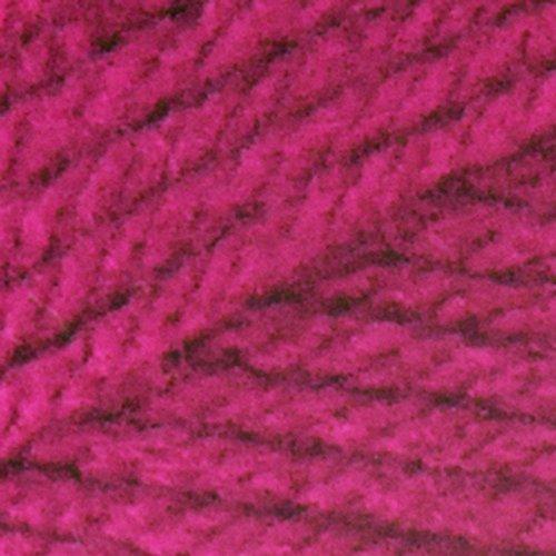 Red Heart Yarn with Love 1701 Hot Pink, Light Garnet