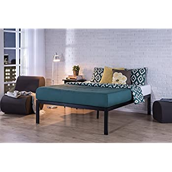 Fabulous Zinus Quick Snap TM Inch Platform Bed Frame Mattress Foundation with Less than