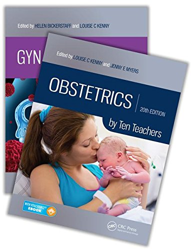 Edition 10 Pak - Gynaecology by Ten Teachers, 20th Edition and Obstetrics by Ten Teachers, 20th Edition Value Pak