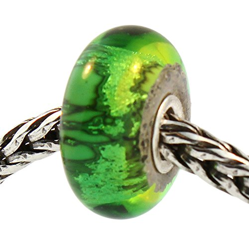 Authentic Trollbeads Glass 62011 Earth