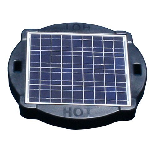 Natural Current Water Products NCSSCELLPF Savior Solar Po...