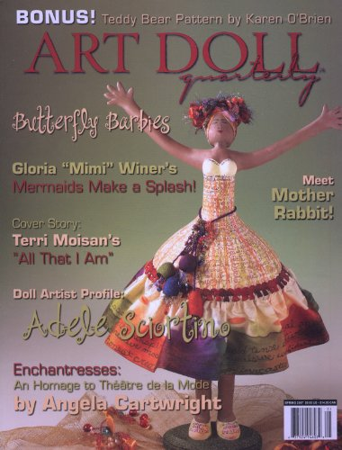 Art Doll Quarterly Spring 2007
