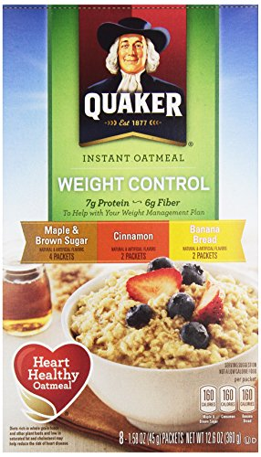Quaker Weight Control - 3