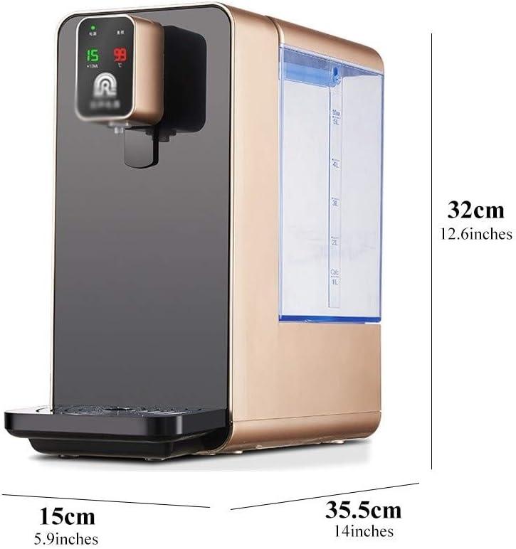 Dispensador de agua caliente 5L Purificador De Agua De Gran ...