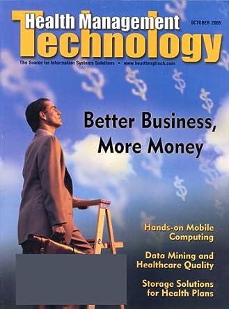 Health Management Technology: Amazon com: Magazines