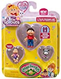 NEW! Cabbage Patch Kids - Little Sprouts 4 Pack Friends Set - Style4