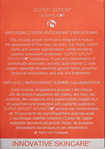 iS CLINICAL Super Serum Advance+, 0.5 fl. oz.