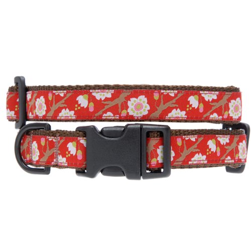 max-zoey-autumn-dog-collar-large-red