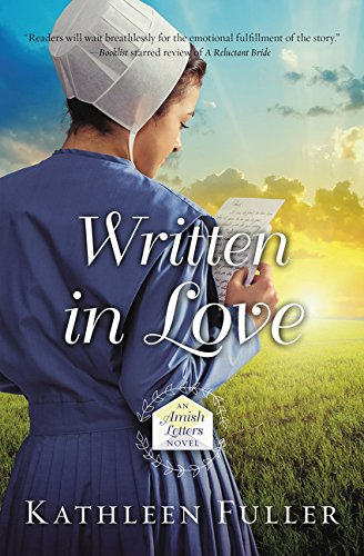 Written in Love (An Amish Letters Novel) (Hawthorne Pen Set)