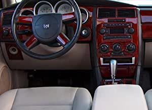 Dodge magnum interior burl wood dash trim kit - Dodge magnum interior accessories ...