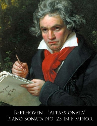 Appassionata Music Book - Beethoven -