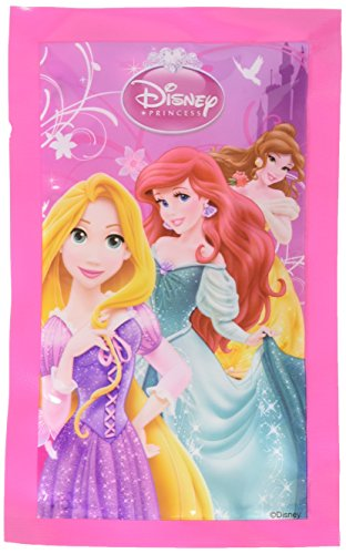 2 Ice Packs Disney Princess Reusable Cold Bags Pain Therapy Nontoxic Lunch Box !