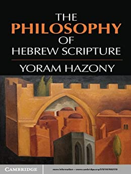 the philosophy of hebrew scripture pdf