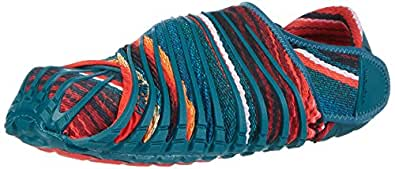 Vibram Womens Men's and Women's Furoshiki Caribbean Multi Size: 5.5-6.5