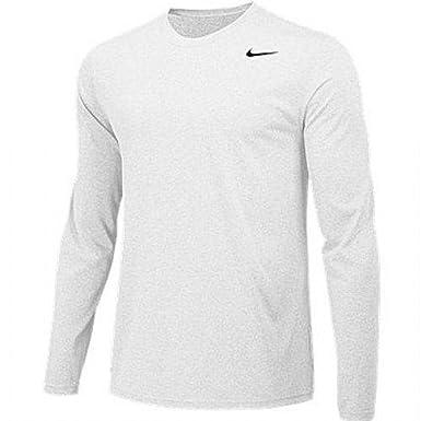 450f6a92a90e1 Amazon.com  Nike Boys Legend Long Sleeve Athletic T-Shirt  Clothing
