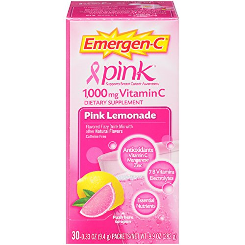 076314302048 - Emergen-C, Pink, 30 pkt, 6 Pack carousel main 3