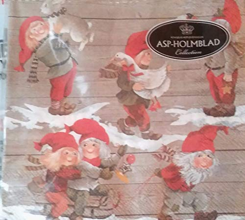 Scandinavian Nisse Christmas ()