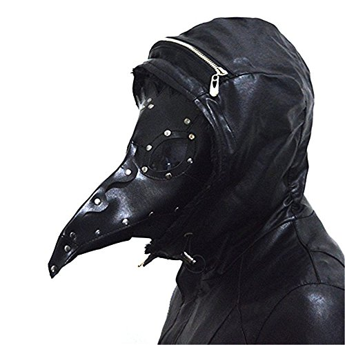 Agamemnon Costumes - Katoot@ Steampunk Plague Beak Mask Gothic