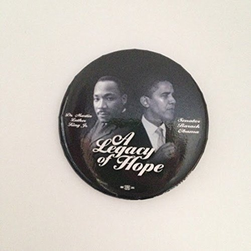 2008 Barack Obama/Martin Lurther King