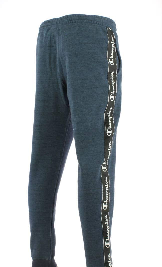 Champion - Pantalón de chándal Liso para Hombre Bm511 M: Amazon.es ...