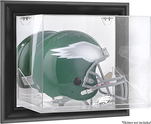 Mounted Memories Philadelphia Eagles Wall Mounted Helmet Display - Philadelphia Eagles One Size by Mounted Memories