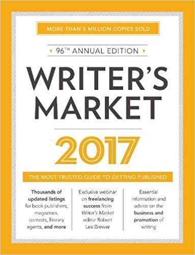 Image result for writer's market 2017