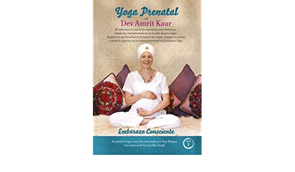Yoga Prenatal 1: Embarazo Consciente: Amazon.es: Cine y ...