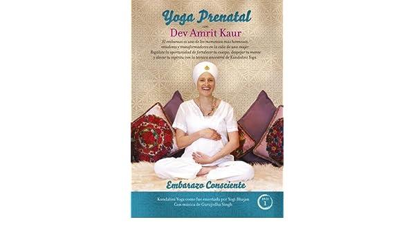 Yoga Prenatal 1: Embarazo Consciente: Amazon.es: Cine y ...