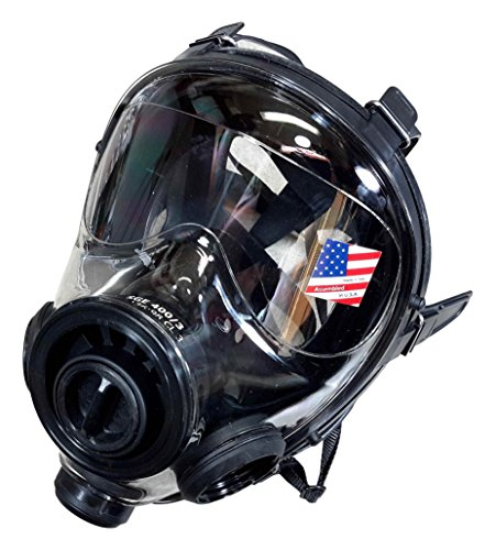 8. SGE 1 Gas Mask/Respirator 400/3, Medium/Large