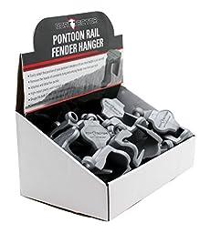 Extreme Max 3005.5005 BoatTector Pontoon Rail Fender Hanger/Adjuster – Display Pack of 36