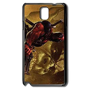 Deadpool Fit Series Case Cover For Samsung Note 3 - Style Case