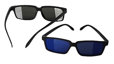 Aryellys Paquete de 4 Spy Gafas de Sol Detective Juego ...