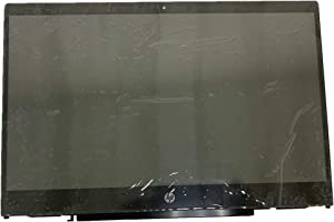 """for HP 14"""" FHD LCD Screen Display Touch Digitizer Bezel Assembly L20555-001 L20553-001 Pavilion X360 14M-CD"""