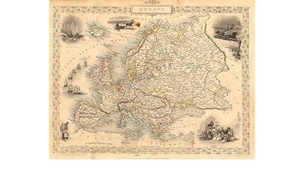 Amazon Com Europe Austrian Empire Prussia Poland Slave Market Pic