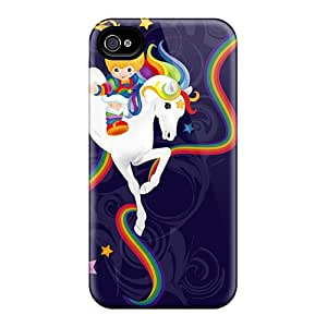 TanyaCulver Iphone 6plus Shock Absorption Hard Phone Cases Support Personal Customs High Resolution Rainbow Brite Pattern [Ueq15405jnex]